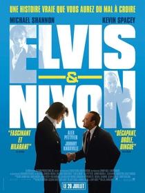 Elvis e Nixon - Poster / Capa / Cartaz - Oficial 2