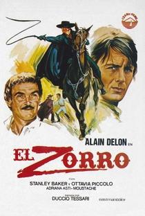 Zorro - Poster / Capa / Cartaz - Oficial 5