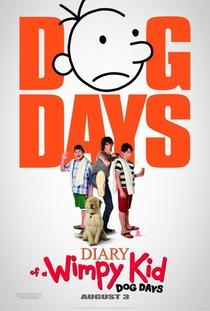 Diário de um Banana 3: Dias de Cão - Poster / Capa / Cartaz - Oficial 1