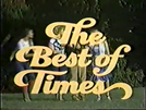 Best of Times (Best of Times)