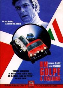 Um Golpe à Italiana - Poster / Capa / Cartaz - Oficial 4