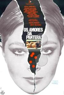 Os Amores da Pantera - Poster / Capa / Cartaz - Oficial 1