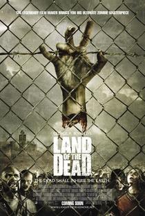 Terra dos Mortos - Poster / Capa / Cartaz - Oficial 2