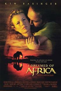 África dos Meus Sonhos - Poster / Capa / Cartaz - Oficial 1