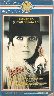 Bolero - Uma Aventura em Êxtase - Poster / Capa / Cartaz - Oficial 4