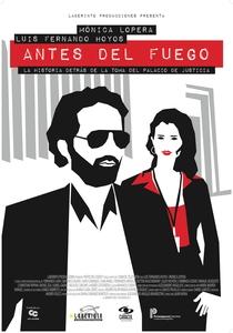 Antes del fuego - Poster / Capa / Cartaz - Oficial 1