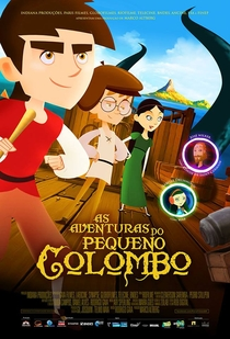 As Aventuras do Pequeno Colombo - Poster / Capa / Cartaz - Oficial 1