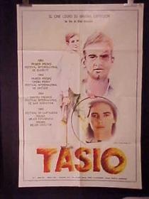 Tasio      - Poster / Capa / Cartaz - Oficial 3
