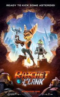 Heróis da Galáxia - Ratchet & Clank - Poster / Capa / Cartaz - Oficial 2