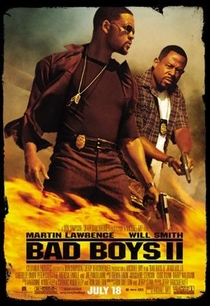 Bad Boys II - Poster / Capa / Cartaz - Oficial 1