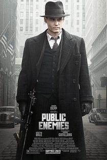 Inimigos Públicos - Poster / Capa / Cartaz - Oficial 4