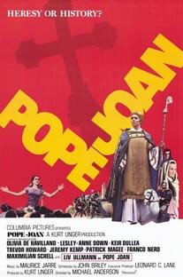 Joana, a Mulher que Foi Papa - Poster / Capa / Cartaz - Oficial 1