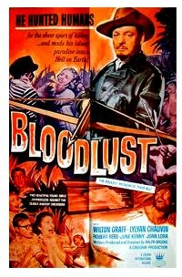 Bloodlust! - Poster / Capa / Cartaz - Oficial 1