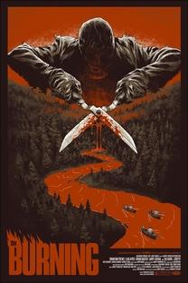 Chamas da Morte - Poster / Capa / Cartaz - Oficial 1
