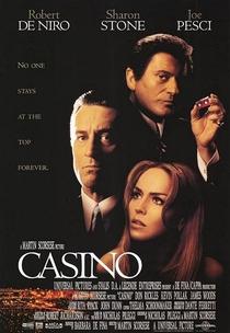 Cassino - Poster / Capa / Cartaz - Oficial 1