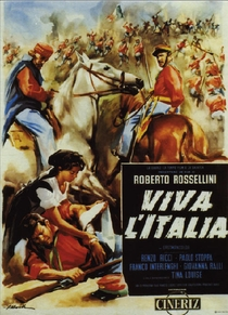 Viva a Itália - Poster / Capa / Cartaz - Oficial 1