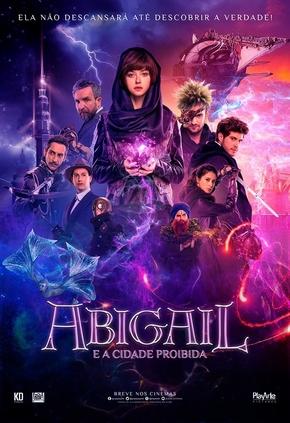 Resultado de imagem para Abigail e a Cidade Proibida filmow
