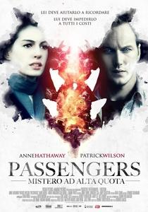 Passageiros - Poster / Capa / Cartaz - Oficial 2
