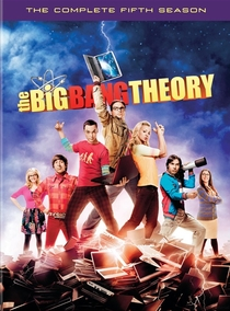Big Bang: A Teoria (5ª Temporada) - Poster / Capa / Cartaz - Oficial 1