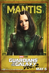Guardiões da Galáxia Vol. 2 - Poster / Capa / Cartaz - Oficial 14