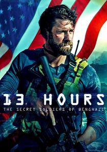 13 Horas - Os Soldados Secretos de Benghazi - Poster / Capa / Cartaz - Oficial 3