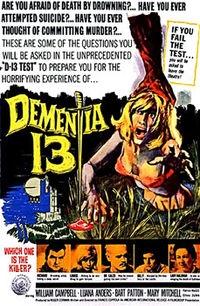 Demência 13 - Poster / Capa / Cartaz - Oficial 1