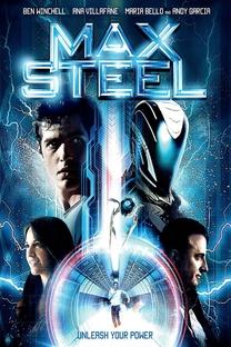 Max Steel - Poster / Capa / Cartaz - Oficial 5