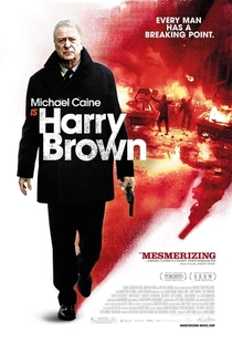 Harry Brown - Poster / Capa / Cartaz - Oficial 4