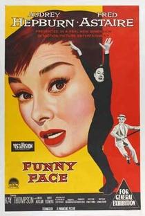 Cinderela em Paris - Poster / Capa / Cartaz - Oficial 19
