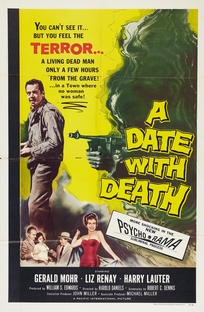 Date with Death - Poster / Capa / Cartaz - Oficial 1