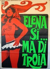 Elena Sì, Ma... di Troia - Poster / Capa / Cartaz - Oficial 2