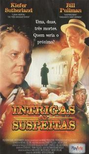 Intrigas & Suspeitas - Poster / Capa / Cartaz - Oficial 2