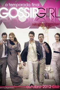 Gossip Girl: A Garota do Blog (6ª Temporada) - Poster / Capa / Cartaz - Oficial 3