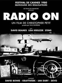 Radio On - Poster / Capa / Cartaz - Oficial 1