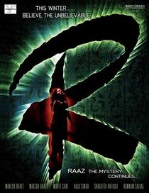 Raaz - The Mystery Continues - Poster / Capa / Cartaz - Oficial 2