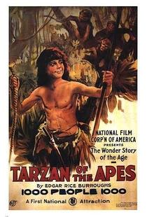 Tarzan, O Homem Macaco - Poster / Capa / Cartaz - Oficial 2
