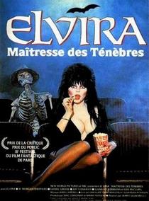 Elvira - A Rainha das Trevas - Poster / Capa / Cartaz - Oficial 7