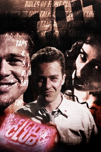 Clube da Luta - Poster / Capa / Cartaz - Oficial 8