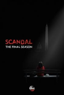 Scandal (7ª Temporada) - Poster / Capa / Cartaz - Oficial 1