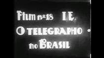 O Telegrapho no Brasil - Poster / Capa / Cartaz - Oficial 1
