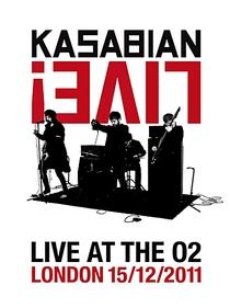 Kasabian: Live At The O2 (London) - Poster / Capa / Cartaz - Oficial 1