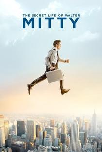 A Vida Secreta de Walter Mitty - Poster / Capa / Cartaz - Oficial 2