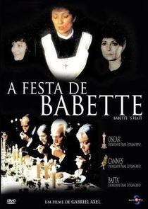 A Festa de Babette - Poster / Capa / Cartaz - Oficial 4