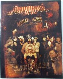 Mötley Crüe - Carnival Of Sins Live - Poster / Capa / Cartaz - Oficial 2