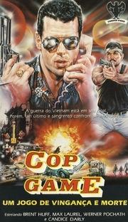 Cop Game - Um Jogo de Vingança e Morte - Poster / Capa / Cartaz - Oficial 1