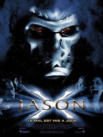 Jason X - Poster / Capa / Cartaz - Oficial 2