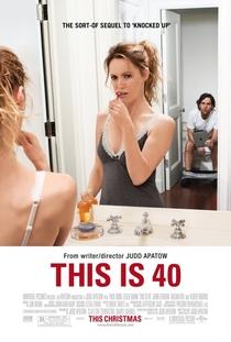 Bem-vindo aos 40 - Poster / Capa / Cartaz - Oficial 2