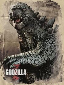 Godzilla - Poster / Capa / Cartaz - Oficial 12