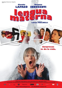 Lengua materna - Poster / Capa / Cartaz - Oficial 1