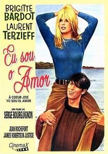 Eu Sou o Amor - Poster / Capa / Cartaz - Oficial 5
